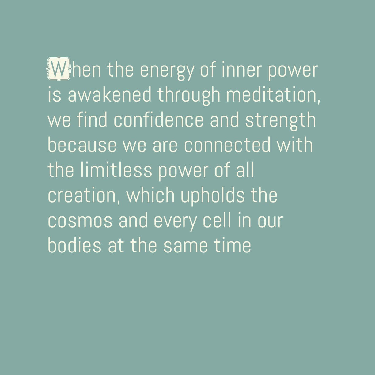 Finding Inner Strength Quotes: Accessing Your Inner Power Through Mediation