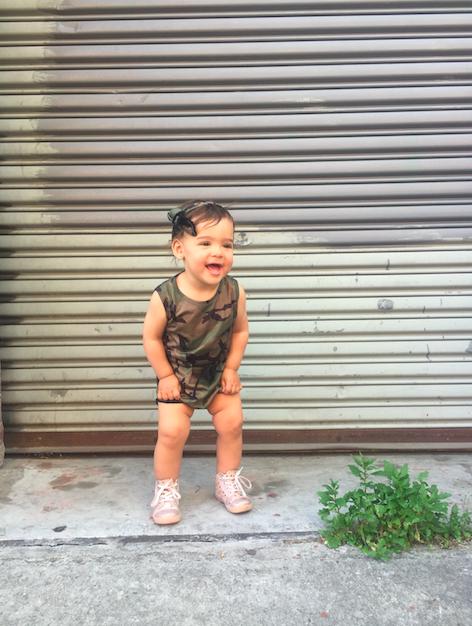 Violet in Brooklyn